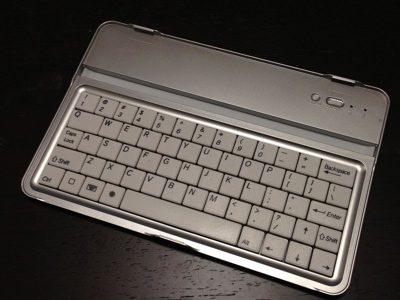 iPad miniが7inch MacBookAirに!?Bluetoothキーボード!