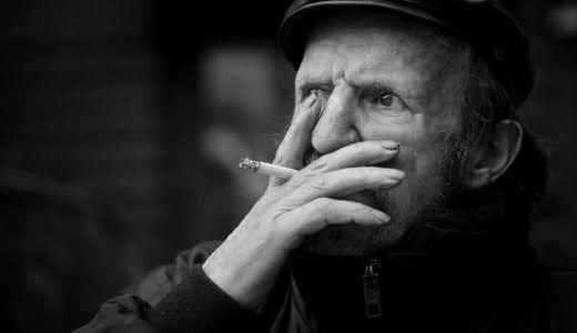 若者が煙草を吸わない時代