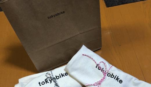tokyobikeのサコッシュを入手!!