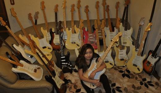 ギターを一本選ぶなら?