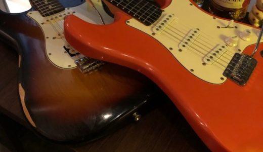 高いギターと安いギター、2本買ってひき比べ!!