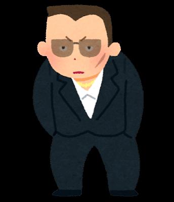 Yakuza kowai