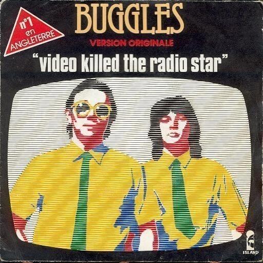 Video killed the radio star buggles1